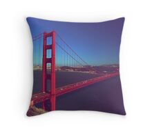 ~Golden Gate~ Throw Pillow