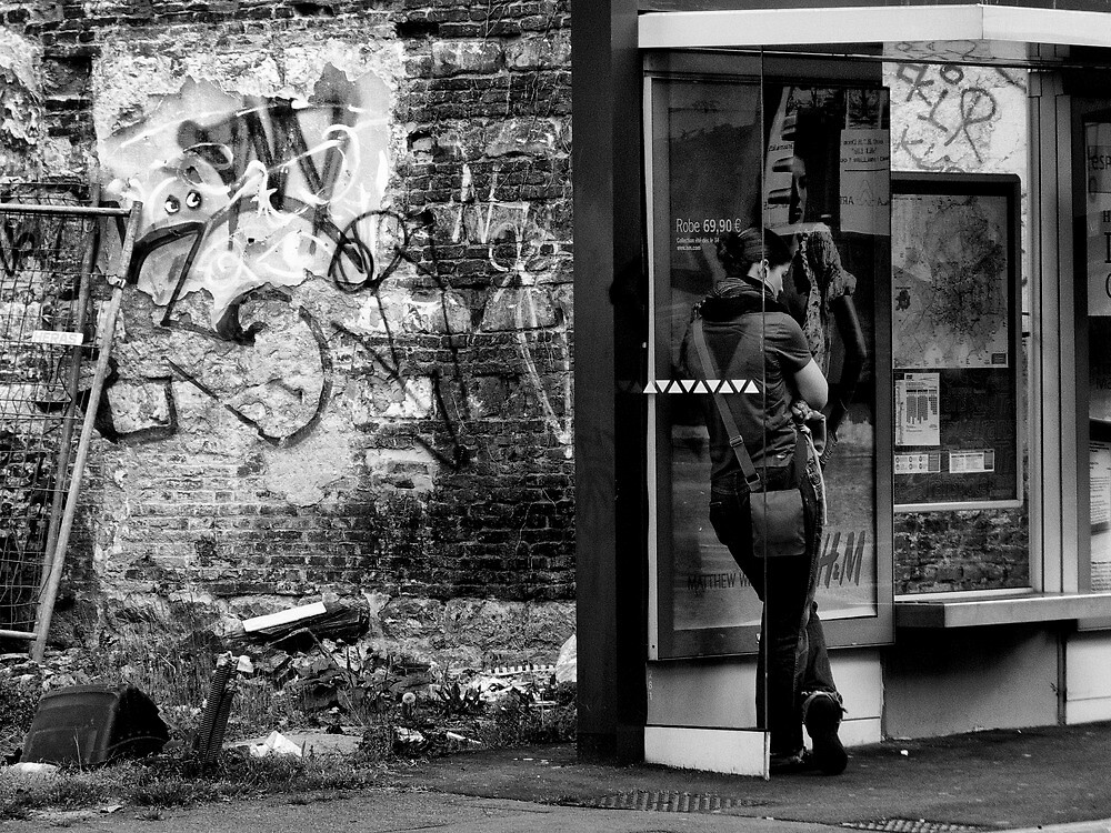 Urban decay by Nayko