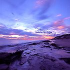 Burns beach sunset 2 by FLYINGSCOTSMAN