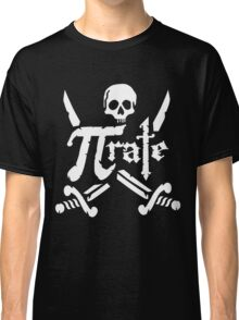 Pi Rate - 3.14 Pirate Classic T-Shirt