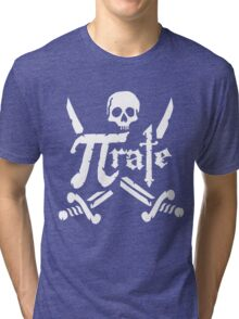 Pi Rate - 3.14 Pirate Tri-blend T-Shirt
