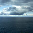 Coastal Clouds by Digby