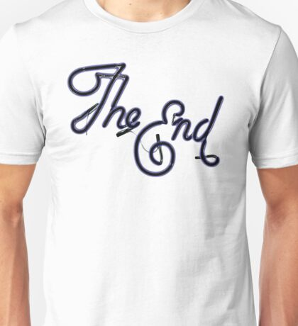 THE END! Unisex T-Shirt
