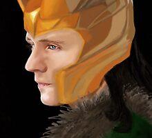 Asgard's True Prince by Ladydedpool