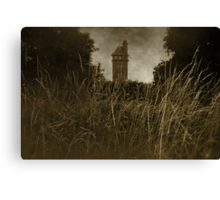 West Park - The Tower Canvas Print