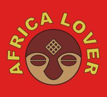Africa Lover Tee by jean-louis bouzou