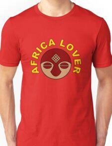 Africa Lover Tee Unisex T-Shirt