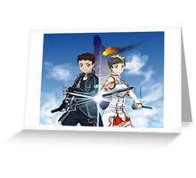 Sword Art Online S2 Greeting Card