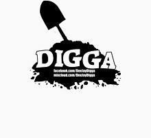 DJ Digga (Black Logo) Unisex T-Shirt