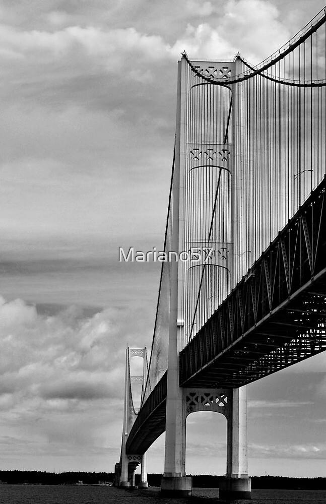 Under the Bridge by Mariano57