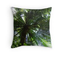 From down below.. Throw Pillow