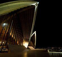 Sydney Opera House by Mark Prior