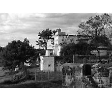 Fort Stark, Newcastle NH Photographic Print