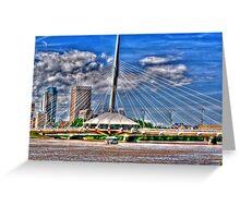 A Winnipeg Landmark Greeting Card