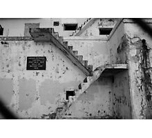 Fort Stark Control Post Photographic Print