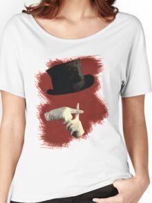 I Write Sins Not Tragedies Women's Relaxed Fit T-Shirt