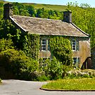 Ivy Cottage Arncliffe by Trevor Kersley