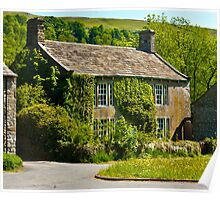 Ivy Cottage Arncliffe Poster