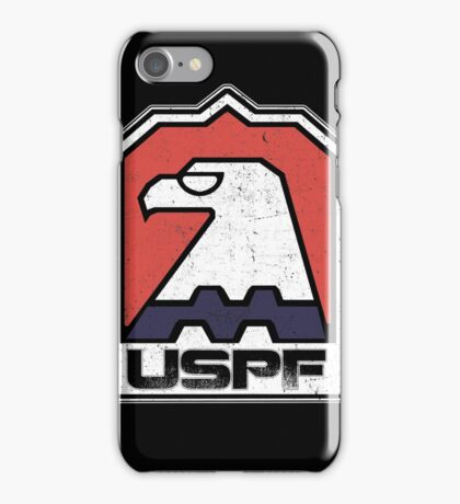 USPF iPhone Case/Skin