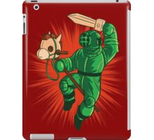 Screencheat Diver iPad Case/Skin