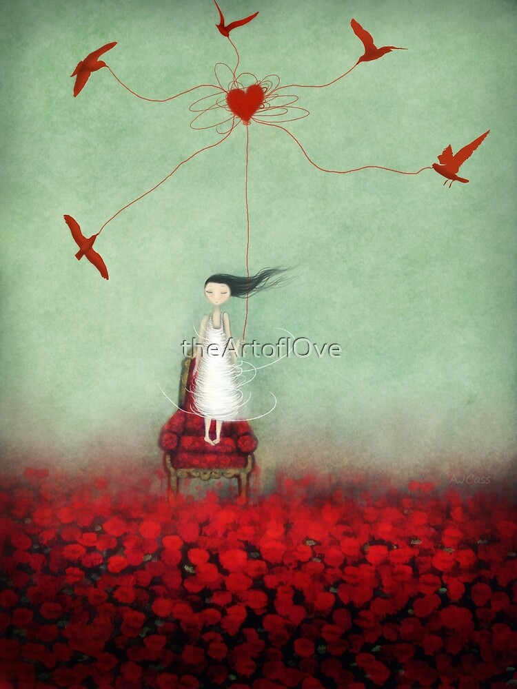 my heart is unravelling by theArtoflOve