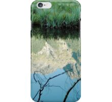 Mirror Lakes #1, New Zealand iPhone Case/Skin