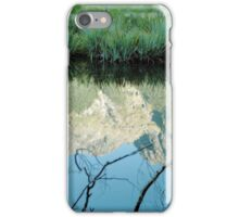 Mirror Lakes #1, New Zealand iPhone Case/Skin