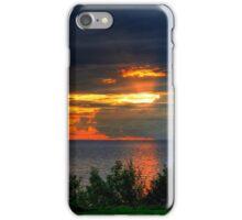 Ominous Morn iPhone Case/Skin
