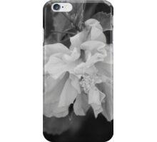 Sleeping flower iPhone Case/Skin