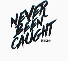Never Been Caught - 5SOS Womens Fitted T-Shirt