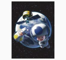 Mario Kart 8 - Toad in Space Kids Clothes