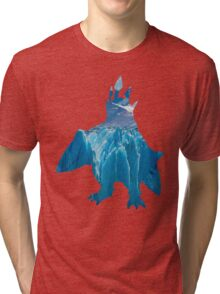 Empoleon used blizzard Tri-blend T-Shirt