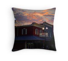 Sunrise @ City Drug  Throw Pillow