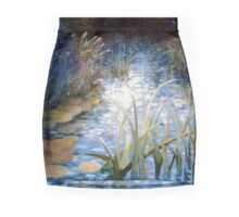 Natures tranquility Mini Skirt