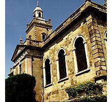 Blandford Forum Parish Church Photographic Print