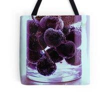 Berry Purple Tote Bag