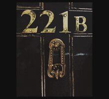 221B - door T-Shirt