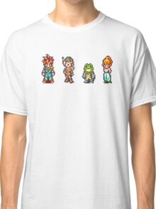 Chrono, Lucca, Frog, Marle Classic T-Shirt