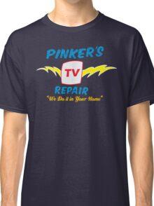 Pinker's TV Repair Classic T-Shirt