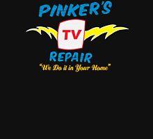 Pinker's TV Repair T-Shirt