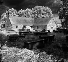 """""""The old chapel"""" by Raymond Kerr"""