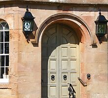 Doors To The Castle Of Mey by JJsEscape
