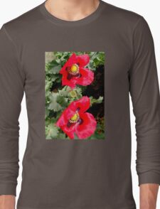 Shootin The Breeze Long Sleeve T-Shirt
