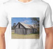 Slab Hut, Cecil Plains Homestead, Qld, Australia Unisex T-Shirt