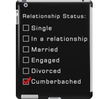 Cumberbached iPad Case/Skin