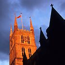 Southwark Cathedral by Kasia Nowak