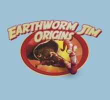 earthworm jim origin T-Shirt