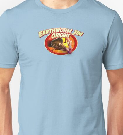 earthworm jim origin Unisex T-Shirt