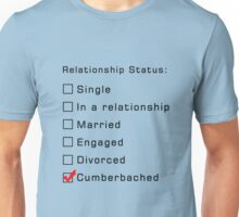 Cumberbached Unisex T-Shirt