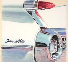 1959 Cadillac Sedan de Ville by Peter Brandt